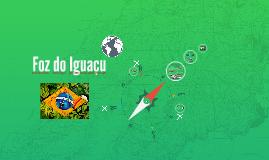 Copy of Foz do Iguaçu