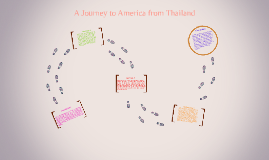 Copy of A Journey to America from Thailand