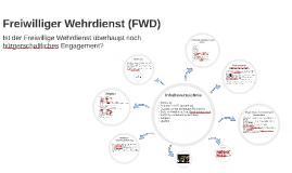 freiwilliger wehrdienst fwd by carolin drr on prezi - Bundeswehr Freiwilliger Wehrdienst Bewerbung