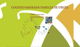 2015 Bienvenida familias nuevas