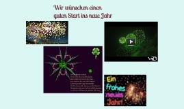 Copy of Neujahrs- Grüße