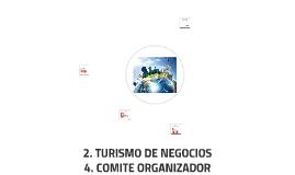 2. TURISMO DE NEGOCIOS