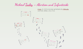 Micheal Tooley – Abortion and Infanticide