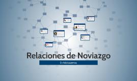 Copy of Relaciones de Noviazgo