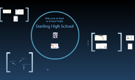 Sterling back to School Night