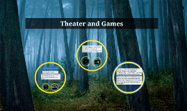 Theater and Games