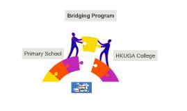 2018 Summer Bridging Program