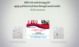 SEO role & strategy