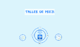 Copy of TALLER DE PREZI