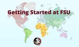 Copy of Getting Started at FSU