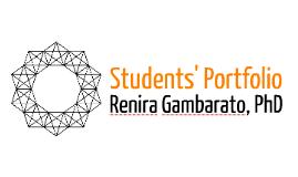 Renira Gambarato Students' Portfolio