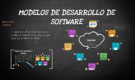 Copy of MODELOS DE DESARROLLO DE SOFTWARE