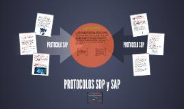 PROTOCOLOS SDP y SAP