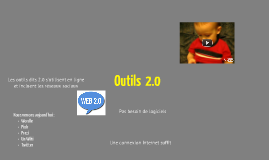 Copy of Outils 2.0
