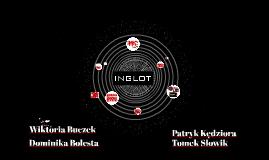Inglot to znana polska marka kosmetyków kolorowych powstała