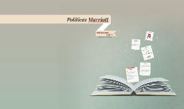 Politicas Marriott