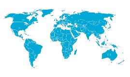 Copy of Carte du monde