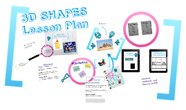 3D Shapes Lesson Plan
