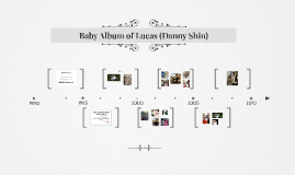 Baby Album (Danny Shin)
