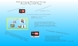 Copy of Learning through Dramatic Play
