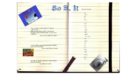 Copy of Book Talk: So B. It By Sarah Weeks