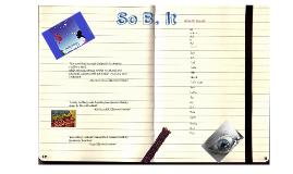 Copy of Book Talk: So B. It By Sarah Weeks