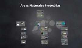 Modulo 3: Áreas Naturales Protegidas