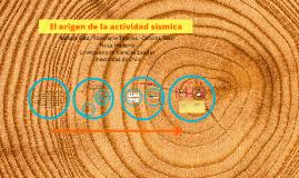 El origen de la actividad sísmica