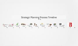 Strategic Planning Process Timeline