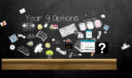 Copy of Year 9 Options 2017