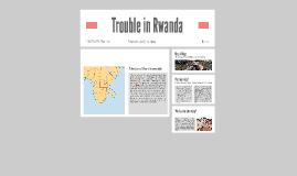 Trouble in Rwanda