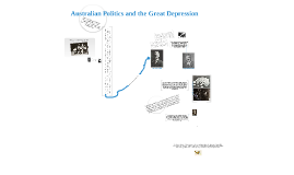Primary Australian Politics of the Great Depression