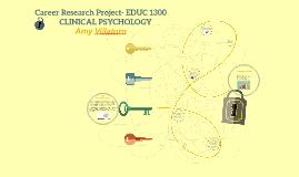 EDUC1300 Presentation