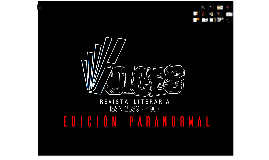 Paranormal Edition