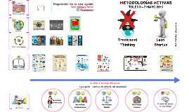 Metodologías activas en Educación