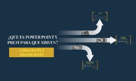 ¿ QUE ES POWER POINT?