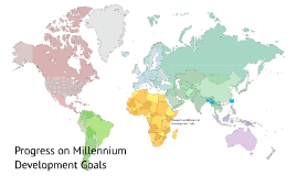 Copy of Progress on Millennium Development Goals