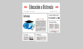 Copy of Educacion a Distancia Newsletter