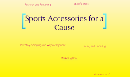 Accessories for a Cause