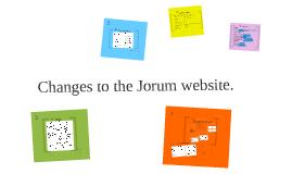 Jorum website