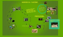 MODULE 8-NATURE