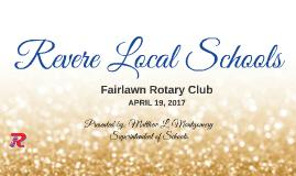 Fairlawn Rotary 4.19.17 - Revere Local Schools