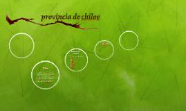 provincia de chiloe