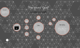 "The Word ""God"""