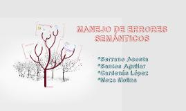 Copy of MANEJO DE ERRORES SEMÁNTICOS