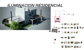 ILUMINACION RESIDENCIAL