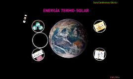 Copy of Energia Heliotérmica