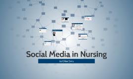Social Media in Nursing