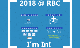 RBC Church Gathering - January 2018