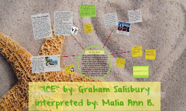 """ICE"" by: Graham Salisbury"